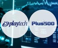 Plus500 et Playtech
