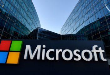 Le leader de l'informatique Microsoft se porte bien malgré la pandémie