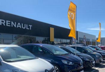 En dépit d'une année noire, Renault accentue sa position dans l'éléctrique