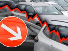 Automobile : Effondrement des ventes en Europe