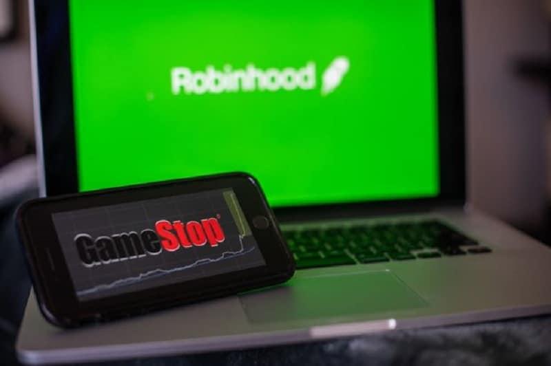 robinhood gamestop