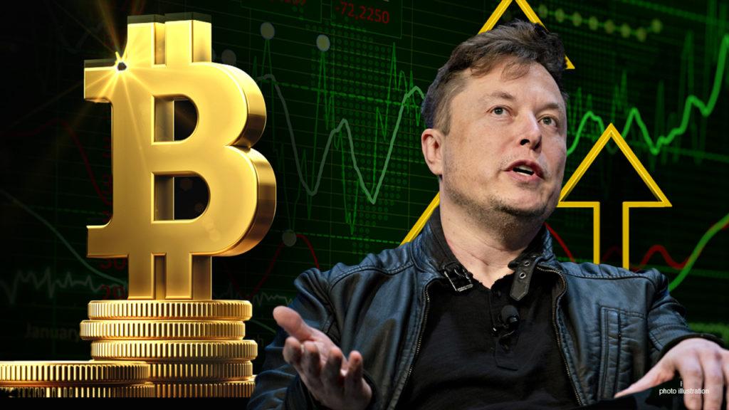 Elon Musk Parle du Bitcoin