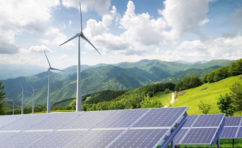 Total le passe aux Energies Vertes