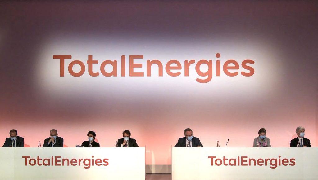 Passage aux énergies vertes - Total va changer de nom: Total Energies