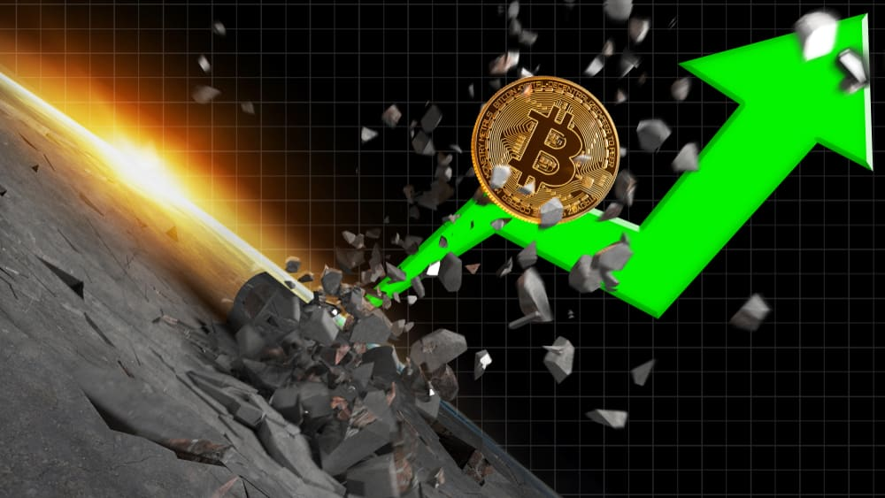 Bitcoin hausse