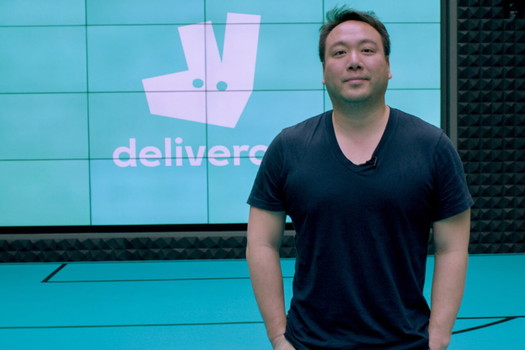 Will Shu PDG de deliveroo