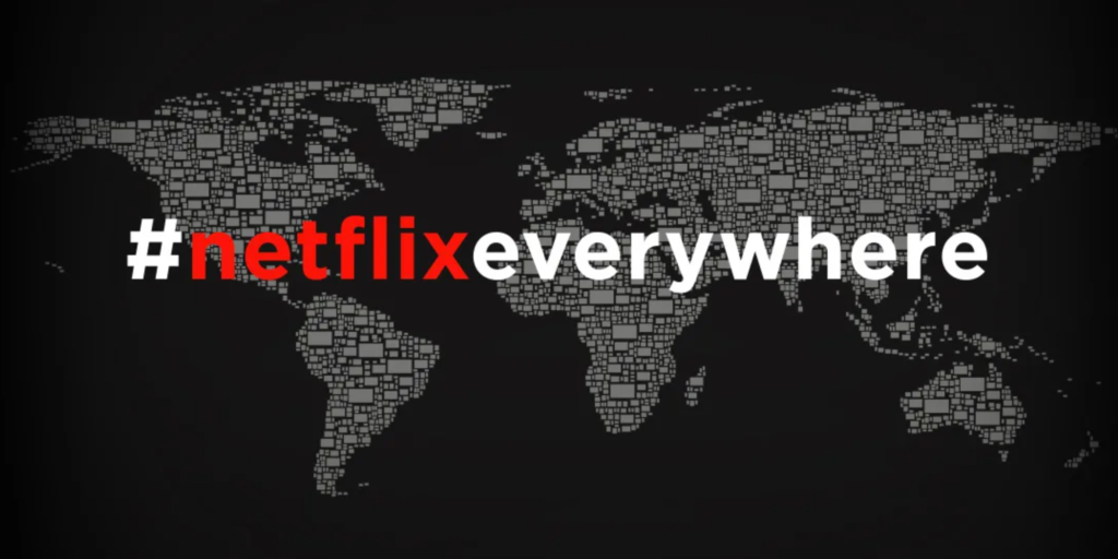 Netflix Partout