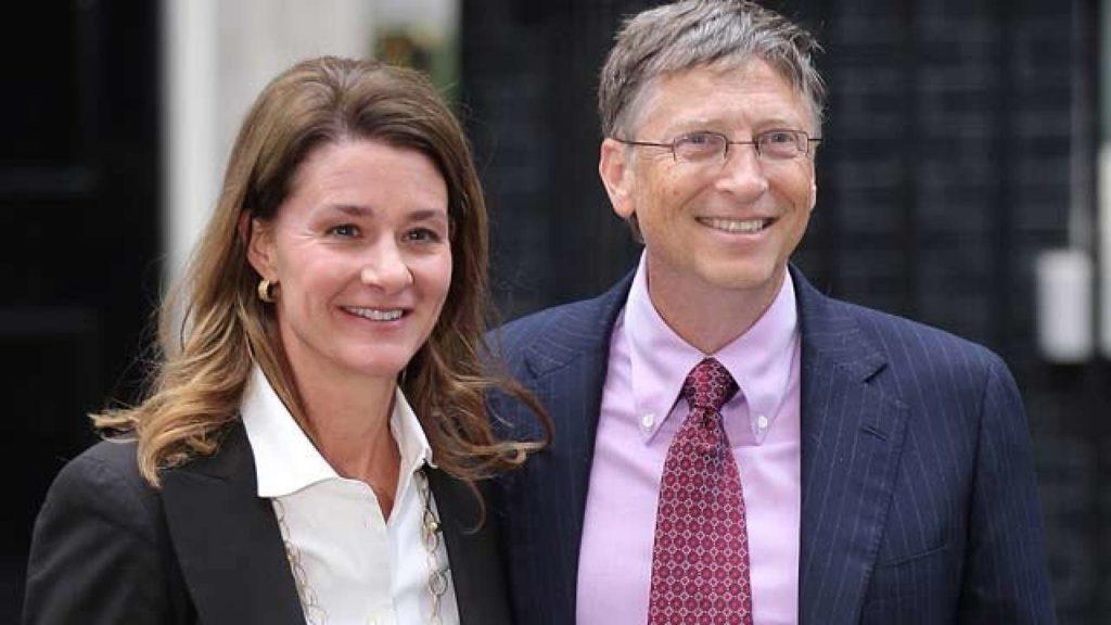 Bill Gates et son Ex Femme