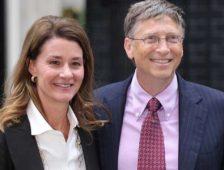 Microsoft: le divorce du fondateur Bill Gates suscite des révélations embarrassantes