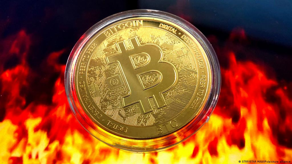 Bitcoin et la Chine