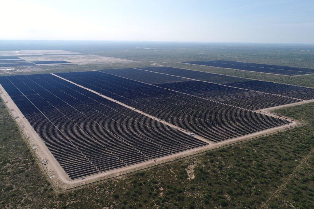 Panneaux Solaires au Texas