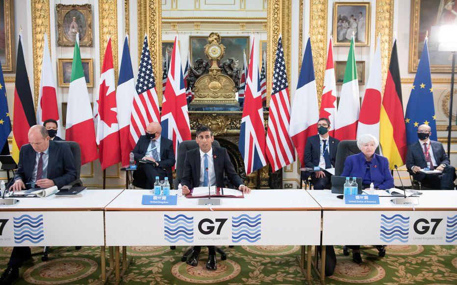 La réforme fiscale mondiale : quelles conséquences pour les GAFAM ?