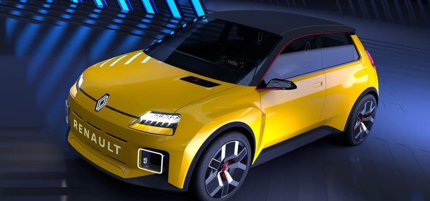 Devenir un géant de l'électrique : la nouvelle ambition de Renault