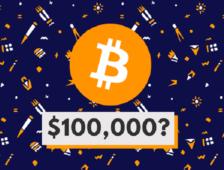 Tendance en hausse du Bitcoin, objectif 100000$ cette année?