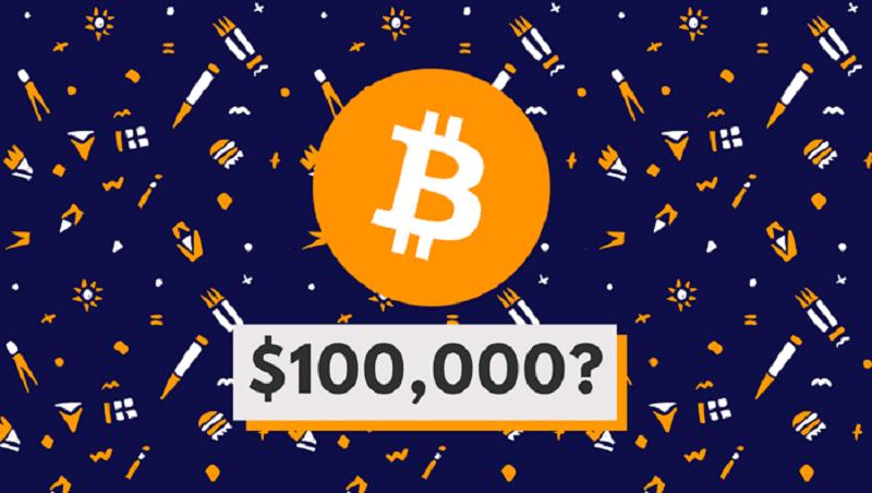 Tendance en hausse du Bitcoin, objectif 100 000 $ cette année ?