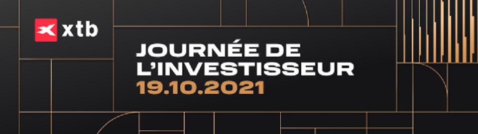 Ne manquez pas la Journée des investisseurs de XTB 19 octobre